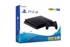 PS4 500GB  BLACK